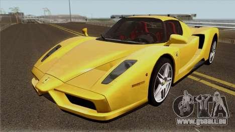 Ferrari Enzo 2003 für GTA San Andreas