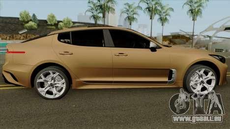KIA Stinger GT pour GTA San Andreas