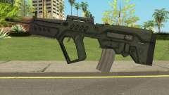Tavor TAR-21 from Warface für GTA San Andreas