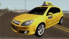 Opel Astra Taxi pour GTA San Andreas