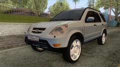 Honda CR-V MK2 für GTA San Andreas
