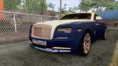 Rolls-Royce Wraith 2017 für GTA San Andreas