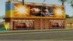 Boxing Club Rocky Balboa auf der Grove Street für GTA San Andreas