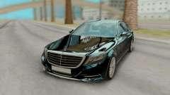 Mercedes-Benz W222 für GTA San Andreas