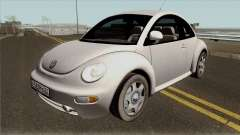 Volkswagen Beetle (A4) 1.6 Turbo 1997 pour GTA San Andreas