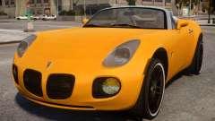 Pontiac Solstice GXP für GTA 4