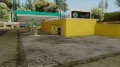 Dillimore Petrorimau Gas Station