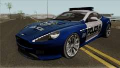 Aston Martin Virage 2011 FCPD