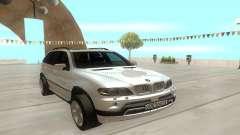 BMW X5 E53 pour GTA San Andreas