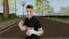 Justin Bieber pour GTA San Andreas