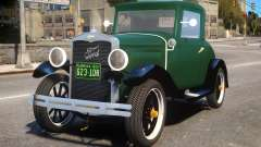 Ford Coupe 1927 pour GTA 4