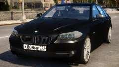 BMW M5 F10 pour GTA 4