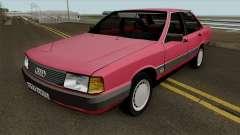 Audi 100 C3 für GTA San Andreas