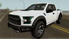 Ford F150 Raptor 2017 für GTA San Andreas