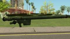 SA-16 from Warface pour GTA San Andreas