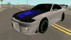 Nissan Silvia Spec R pour GTA San Andreas