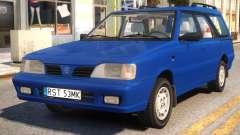 2000 Daewoo Polonez Kombi 1.6 GSI pour GTA 4