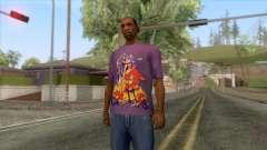 New T-Shirt 1 für GTA San Andreas