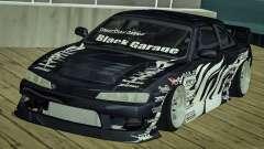 Silvia S14 Street Style für GTA San Andreas