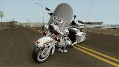 Harley-Davidson FLH 1200 Polizei der Ukraine für GTA San Andreas
