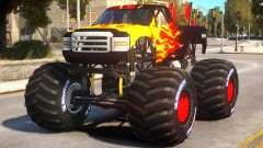 Monster Truck V.1.4 pour GTA 4