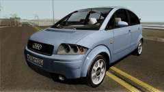 Audi A2 1.8 Turbo für GTA San Andreas