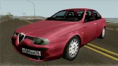 Alfa Romeo 156 für GTA San Andreas