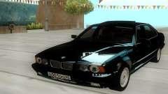 BMW 525i E34 Black