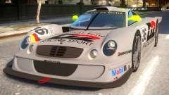Mercedes-Benz CLK für GTA 4