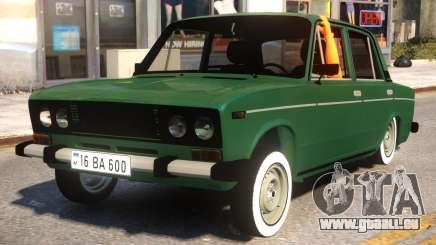 VAZ 2106 Azerbaijan für GTA 4