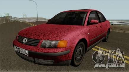 Volkswagen Passat B5 De 1998 1.9 TDi Lastochka pour GTA San Andreas