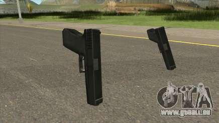 Colt 45 HD (With HQ Original Icon) für GTA San Andreas