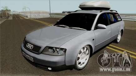 Audi A6 C5 Avant Traveler 3.0 V8 pour GTA San Andreas