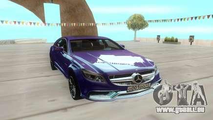 Mercedes-Benz CLS63 pour GTA San Andreas