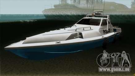 Predator HD pour GTA San Andreas