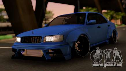 Nissan Cedric Ultimate Bodykit pour GTA San Andreas