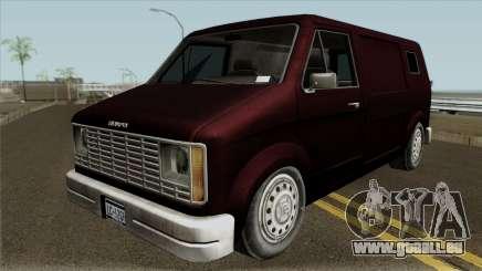 Rumpo HD für GTA San Andreas