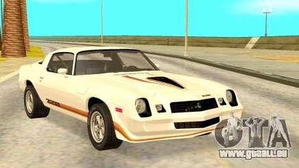Chevy Camaro 1977 für GTA San Andreas
