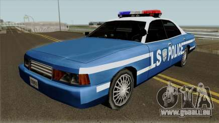 Merit LSPD (NYPD 90s) pour GTA San Andreas