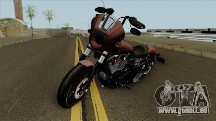 Harley-Davidson FXDLS Dyna Low Rider S 2016 pour GTA San Andreas