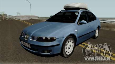 Seat Toledo 1.9 Diesel pour GTA San Andreas