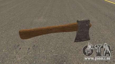 Axe für GTA San Andreas
