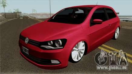 Volkswagen Gol G7 pour GTA San Andreas