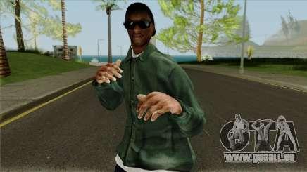 Ryder Masked Skin (Legacy Version) pour GTA San Andreas