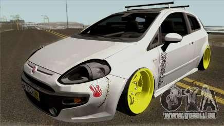 Fiat Punto für GTA San Andreas