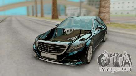 Mercedes-Benz W222 pour GTA San Andreas