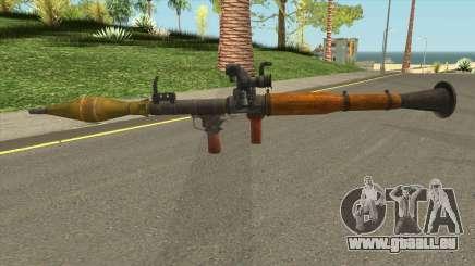 RPG 7 für GTA San Andreas