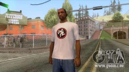 Neue CJ t-shirt D. R. I. für GTA San Andreas