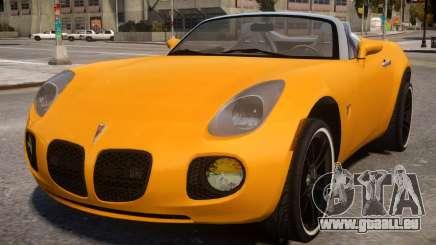 Pontiac Solstice GXP pour GTA 4