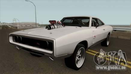 Dodge Charger RT 1970 FnF 7 für GTA San Andreas